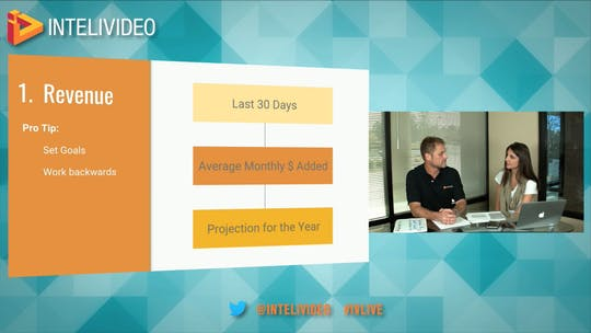 Instant Access to Episode 8: Top 4 Metrics for Your Subscription Business Health Check by Friday Live, powered by Intelivideo