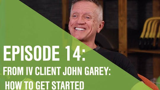 Instant Access to Episode 14: From Intelivideo Client John Garey: How to Get Started by Friday Live, powered by Intelivideo