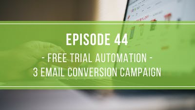 Episode 44: We're MELTing and Talking Free Trial Email Conversion Automated Workflows by Friday Live