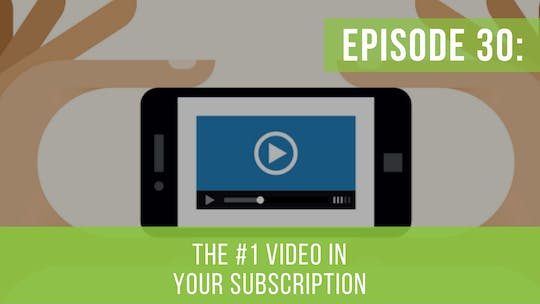 Instant Access to Episode 30: The #1 Video EVERY Subscription Must Have by Friday Live, powered by Intelivideo