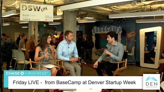 Instant Access to Episode 5: Friday Live from Denver Startup Week by Friday Live, powered by Intelivideo