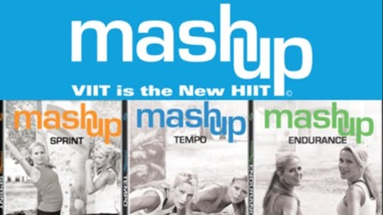 15-minute DVD Legacy Workouts by MASHUP®