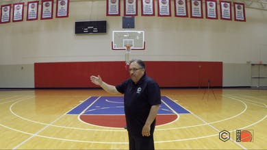Stan Van Gundy - P&R - Inside Out Drive Away - Finishes by eCoachBasketball