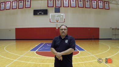 Stan Van Gundy - P&R - Between the Legs - Finishes by eCoachBasketball
