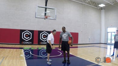 Elton Brand - CTM - High Low by eCoachBasketball