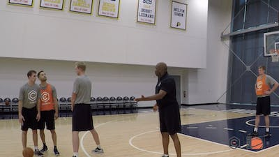 Nate McMillan - Drop - Rear View Challenge by eCoachBasketball