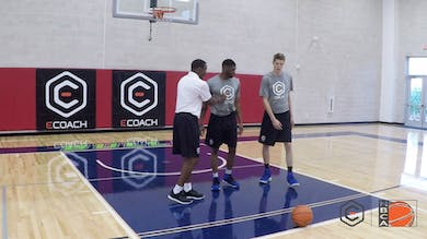 Dwane Casey - 3 Count Box Out Drill by eCoachBasketball