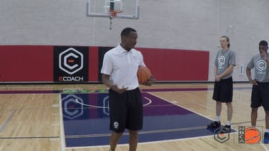 Dwane Casey - Rebound & Bust Out by eCoachBasketball