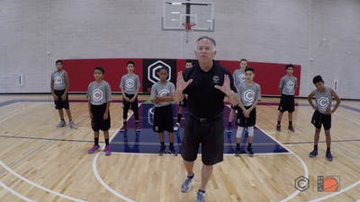 Jim O'Brien - Defensive Stance Tip by eCoachBasketball