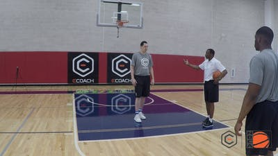 Dwane Casey - Tactile Touch Box Out Drill by eCoachBasketball