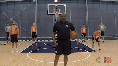 Nate McMillan - Move Drill by eCoachBasketball