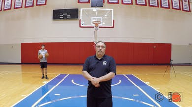 Stan Van Gundy - The 2 Ball Mikan Drill by eCoachBasketball