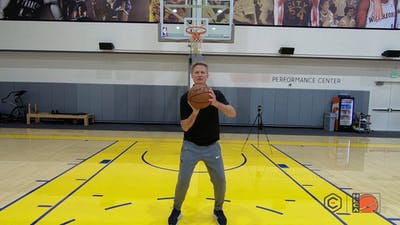 Steve Kerr - Shooting - The Guide Hand by eCoachBasketball