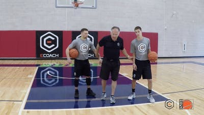 Jim O'Brien - Drive, Jump Stop, and Pivot by eCoachBasketball