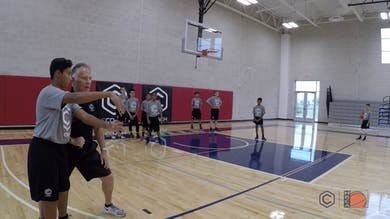 Jim O'Brien - Jam the Passer by eCoachBasketball