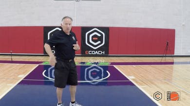 Jim O'Brien - Driving Baseline by eCoachBasketball