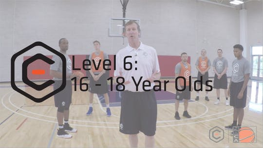 Level 6 (16 - 18 year olds) by eCoachBasketball