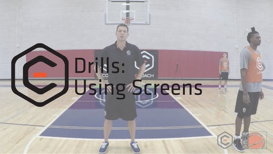 Using Screens by eCoachBasketball