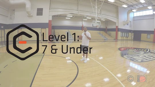 Level 1 (7 & Under) by eCoachBasketball