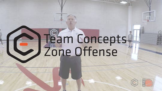 Zone Offense by eCoachBasketball