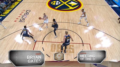 Bryan Gates - Meeting of the 3 by eCoachBasketball