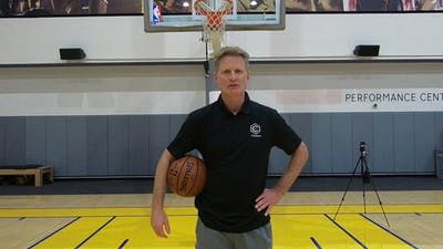 Steve Kerr, Golden State Warriors by eCoachBasketball