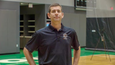 Brad Stevens, Boston Celtics by eCoachBasketball