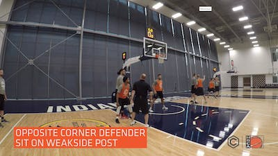 Nate McMillan - Box & Smash - Corner by eCoachBasketball