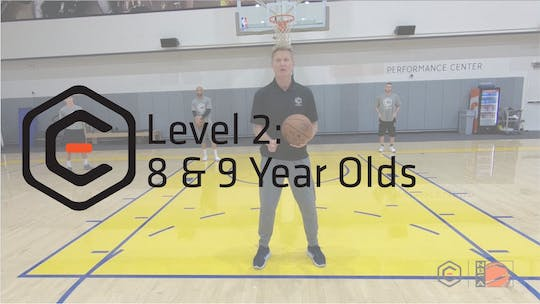 Level 2 (8 & 9 year olds) by eCoachBasketball