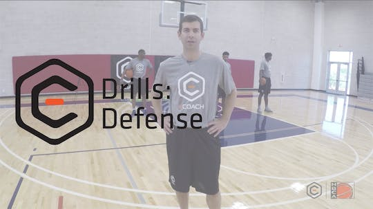 Defense by eCoachBasketball