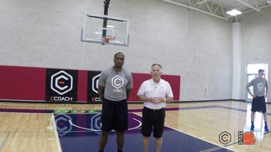 Elton Brand - CTM - Duck In by eCoachBasketball