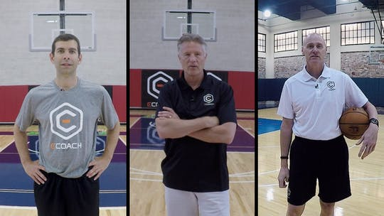 NBA Coaches by eCoachBasketball