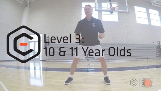 Level 3 (10 & 11 year olds) by eCoachBasketball
