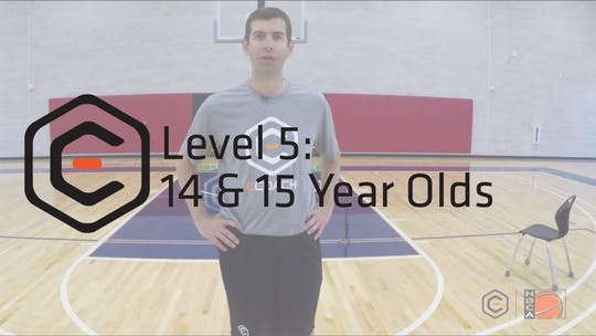 Level 5 (14 & 15 year olds) by eCoachBasketball