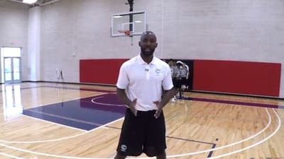 Lloyd Pierce, Atlanta Hawks by eCoachBasketball