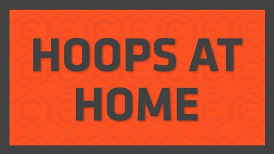 Hoops at Home by eCoachBasketball