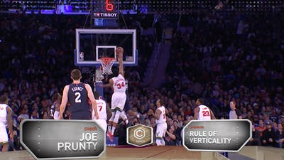 Joe Prunty - Rule of Verticality by eCoachBasketball