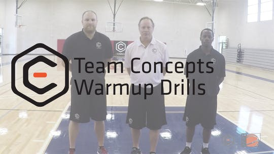 Warmup Drills by eCoachBasketball