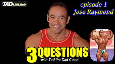 Episode 1 with Jose Raymond by TadTV