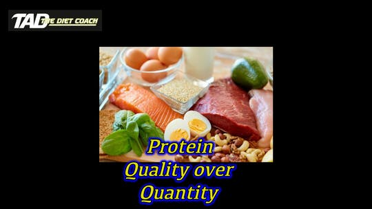 Instant Access to Protein by TadTV, powered by Intelivideo