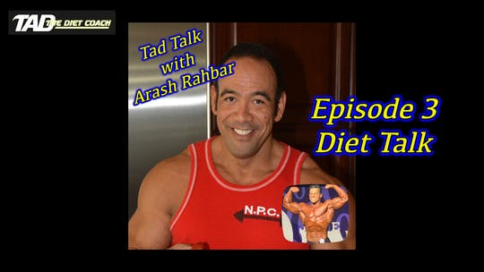 Instant Access to Tad Talk episode 3 by TadTV, powered by Intelivideo