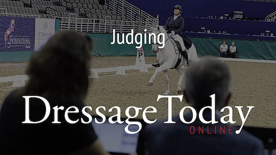 Hilda Gurney by Dressage Today Online