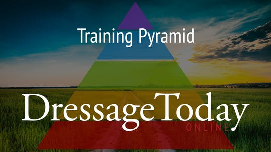 Training Pyramid by Dressage Today Online