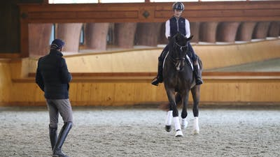 Steffen Peters and Scott Hassler - Day 1, Prix St. George by Dressage Today Online