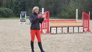 Instant Access to Ingrid Klimke - Cavelletti Work by Dressage Today Online, powered by Intelivideo