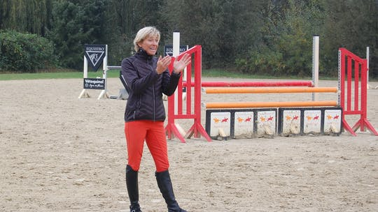 Performance Through Fitness Using Cavelletti - Ingrid Klimke by Dressage Today Online, powered by Intelivideo