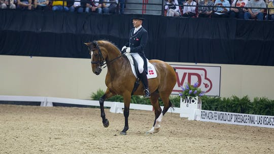Use of Counter Bend by Lars Petersen by Dressage Today Online