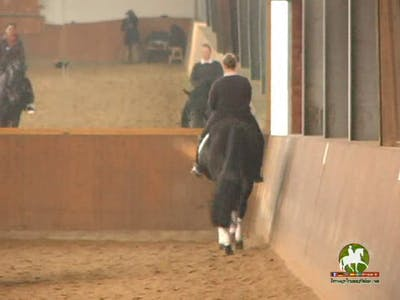 Instant Access to How make the horse canter better by Dressage Today Online, powered by Intelivideo