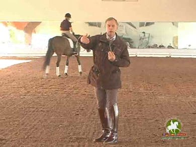 Jennifer Baumert, part 3, day 2 by Dressage Today Online