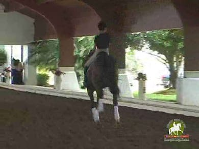 Shawna Harding, part 2, day 2 by Dressage Today Online